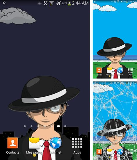 In addition to live wallpaper Peper the kitten for Android phones and tablets, you can also download Mafia: Anime for free.