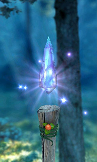 Download Magic crystal - livewallpaper for Android. Magic crystal apk - free download.