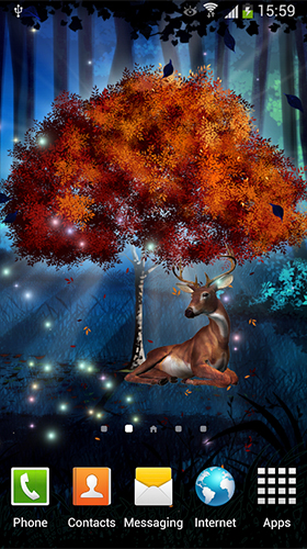 Download Magic forest by Amax LWPS - livewallpaper for Android. Magic forest by Amax LWPS apk - free download.