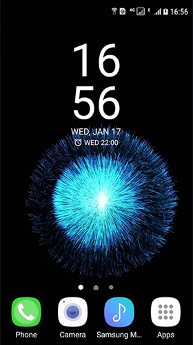 Magic Particles Live Wallpaper For Android Magic Particles Free
