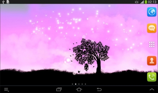 Download Magic touch - livewallpaper for Android. Magic touch apk - free download.