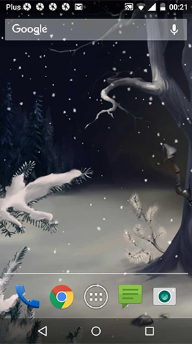 Download livewallpaper Magic winter for Android. Get full version of Android apk livewallpaper Magic winter for tablet and phone.