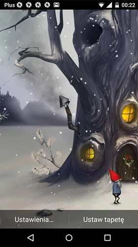 Download Magic winter - livewallpaper for Android. Magic winter apk - free download.