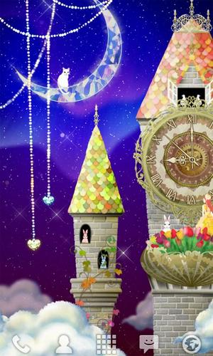 Magical clock tower