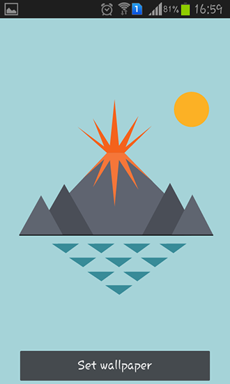 Download Material islands - livewallpaper for Android. Material islands apk - free download.