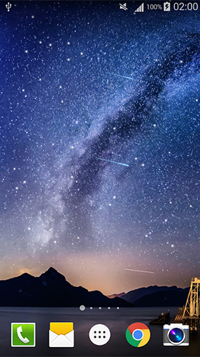 Download Meteors sky - livewallpaper for Android. Meteors sky apk - free download.