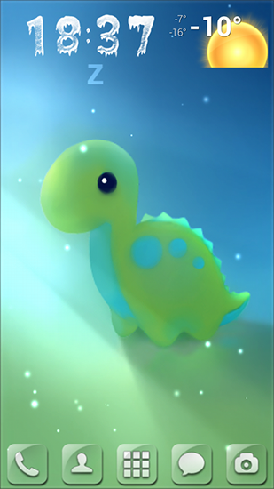 Descargar Mini Dino Para Android Gratis El Fondo De Pantalla Animados Mini Dinosaurio En Android Uno de los grandes clásicos en cuanto a fondos de pantalla animados para android es chrooma. descargar mini dino para android gratis