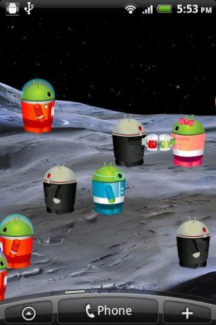 Download Mini droid city - livewallpaper for Android. Mini droid city apk - free download.
