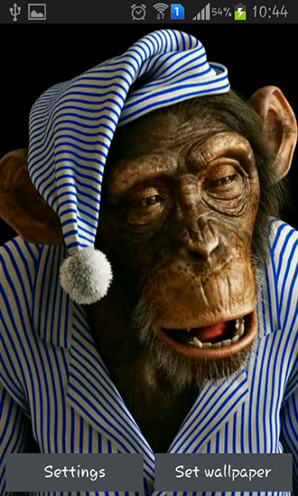 Download Monkey 3D - livewallpaper for Android. Monkey 3D apk - free download.