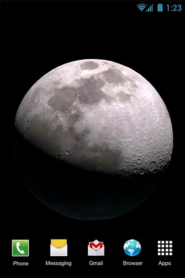 Download livewallpaper Moon phases for Android. Get full version of Android apk livewallpaper Moon phases for tablet and phone.