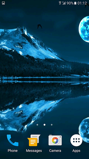 Download Moonlight 3D - livewallpaper for Android. Moonlight 3D apk - free download.