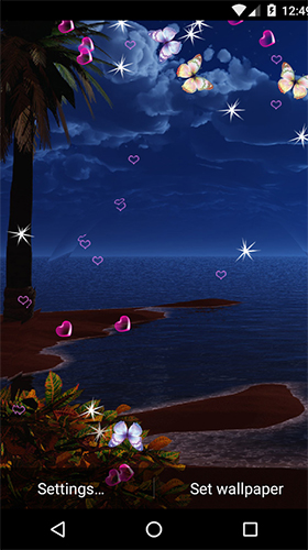 Moonlight By 3d Top Live Wallpaper Live Wallpaper For Android