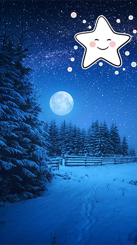 Moonlight by App Basic live wallpaper for Android  Moonlight by App