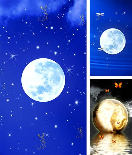 Baixe o papeis de parede animados Moonlight by Fantastic Live Wallpapers para Android gratuitamente. Obtenha a versao completa do aplicativo apk para Android Moonlight by Fantastic Live Wallpapers para tablet e celular.