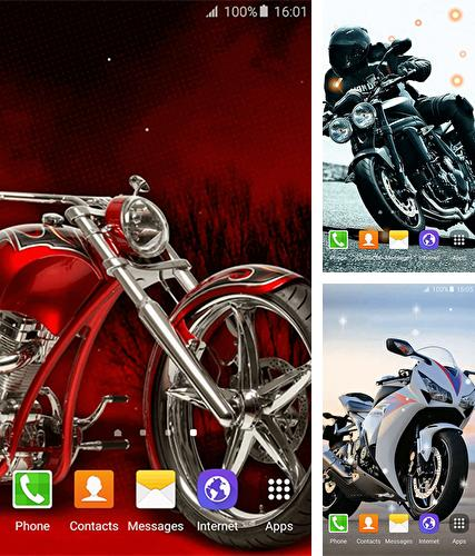 Download live wallpaper Motorcycle by Free Wallpapers and Backgrounds for Android. Get full version of Android apk livewallpaper Motorcycle by Free Wallpapers and Backgrounds for tablet and phone.