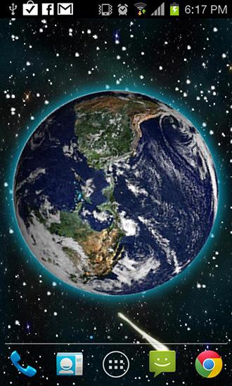 Descargar Moving Earth 3d Para Android Gratis El Fondo De