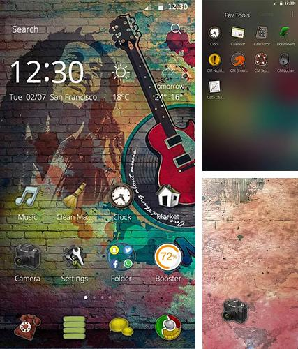 Download live wallpaper Music life for Android. Get full version of Android apk livewallpaper Music life for tablet and phone.