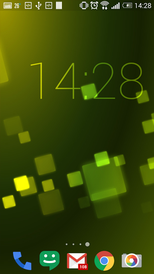Kostenloses Android-Live Wallpaper Musik Visualisator. Vollversion der Android-apk-App Music Visualizer für Tablets und Telefone.