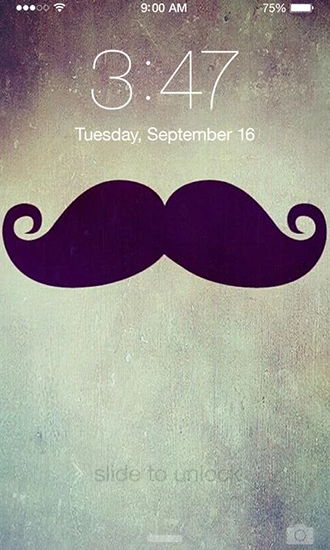 Screenshots of the Mustache for Android tablet, phone.