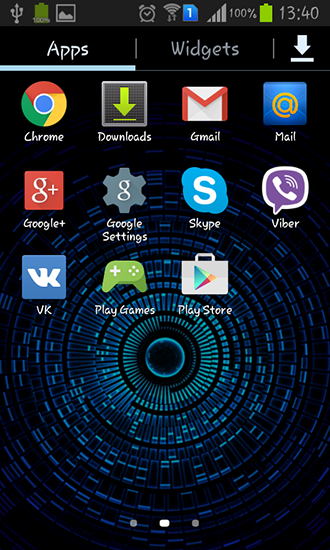Download Mystic halo - livewallpaper for Android. Mystic halo apk - free download.
