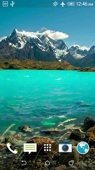 Nature HD live wallpaper for Android. Nature HD free ...  Nature HD live ...