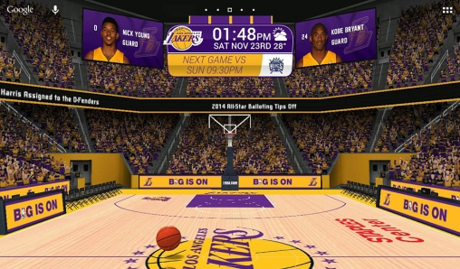 Download NBA 2014 - livewallpaper for Android. NBA 2014 apk - free download.
