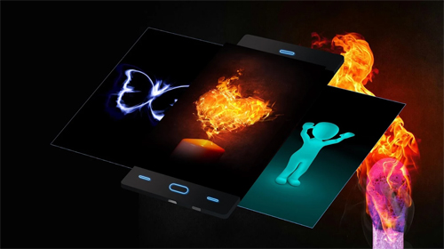 Download Neon 2 HD - livewallpaper for Android. Neon 2 HD apk - free download.