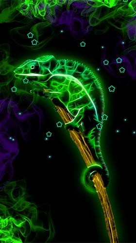 Neon animals by Thalia Photo Art Studio für Android ...