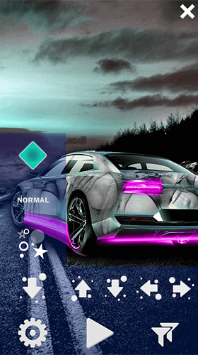 Neon cars pour android t l charger gratuitement fond d - Telecharger cars 1 gratuitement ...
