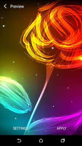 Download Neon flower by Dynamic Live Wallpapers - livewallpaper for Android. Neon flower by Dynamic Live Wallpapers apk - free download.