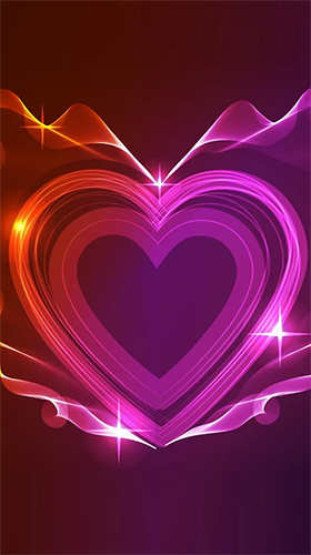 Download livewallpaper Neon hearts by Creative Factory Wallpapers for Android. Get full version of Android apk livewallpaper Neon hearts by Creative Factory Wallpapers for tablet and phone.