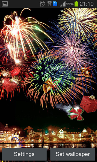 Download New Year's Eve - livewallpaper for Android. New Year's Eve apk - free download.