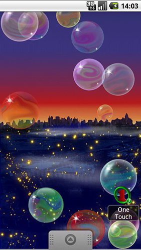 Download Nicky bubbles - livewallpaper for Android. Nicky bubbles apk - free download.