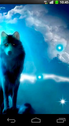 Download livewallpaper Night wolves for Android. Get full version of Android apk livewallpaper Night wolves for tablet and phone.