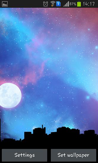 Nightfall pour android t l charger gratuitement fond d - Telecharger gratuitement manga ...