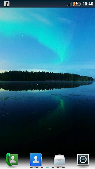 Download Northern lights - livewallpaper for Android. Northern lights apk - free download.