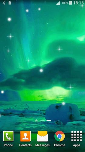 Descargar Northern Lights By Dream World Hd Live Wallpapers