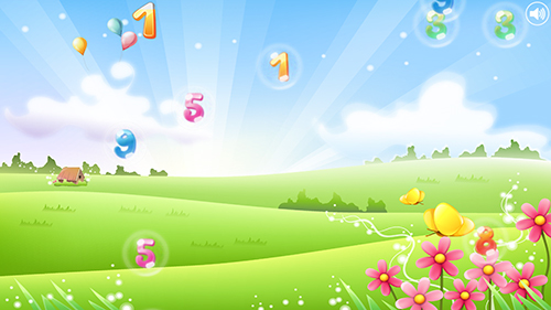 Number Bubbles For Kids Live Wallpaper Android Free Download Tablet And Phone