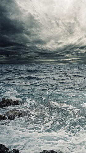 Screenshots von Ocean by Creative Factory Wallpapers für Android-Tablet, Smartphone.