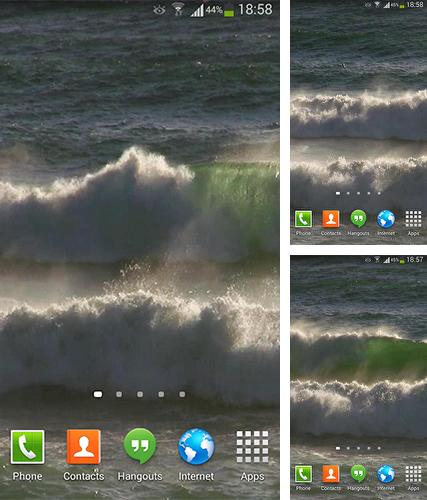 Baixe o papeis de parede animados Ocean waves by Andu Dun para Android gratuitamente. Obtenha a versao completa do aplicativo apk para Android Ocean waves by Andu Dun para tablet e celular.