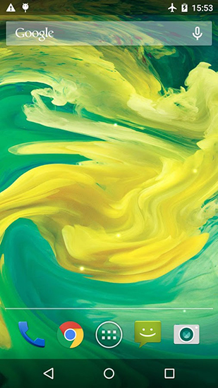 Oil paint live wallpaper for Android  Oil paint free