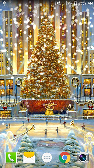 Download livewallpaper Painted Christmas for Android. Get full version of Android apk livewallpaper Painted Christmas for tablet and phone.