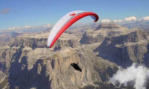 Los Fondos De Pantalla Animados Deportes Para Android: Descargar Paragliding Para Android Gratis. El Fondo De