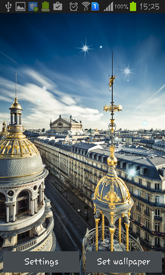 Download livewallpaper Paris for Android. Get full version of Android apk livewallpaper Paris for tablet and phone.