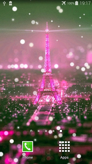 Download Paris night - livewallpaper for Android. Paris night apk - free download.