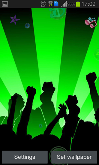 Download Party - livewallpaper for Android. Party apk - free download.