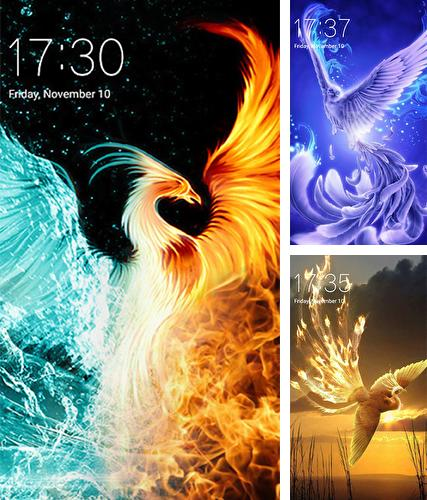 Download live wallpaper Phoenix by Niceforapps for Android. Get full version of Android apk livewallpaper Phoenix by Niceforapps for tablet and phone.