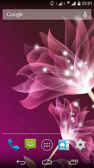 pink lotus f r android kostenlos herunterladen live wallpaper pinker lotus f r android. Black Bedroom Furniture Sets. Home Design Ideas