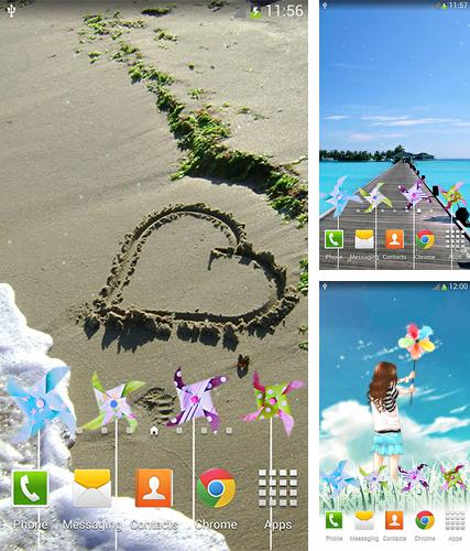Download live wallpaper Pinwheel by orchid for Android. Get full version of Android apk livewallpaper Pinwheel by orchid for tablet and phone.