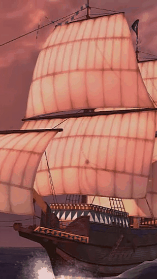 Screenshots of the Pirate Ship 3D for Android tablet, phone.